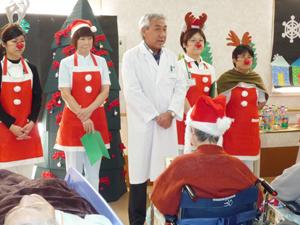 クリスマス会風景2