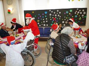 クリスマス会風景4